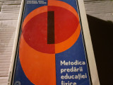 METODICA  PREDARII EDUCATIEI FIZICE  - GHEORGHE MITRA, ALEXANDRU MOGOS 1972 342P