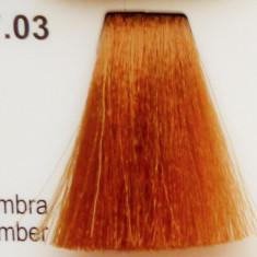 Vopsea de par CLR fara amoniac - nr. 7.03 - 100 ml, Parisienne