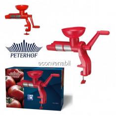 Storcator manual fructe si legume Peterhof PH1653