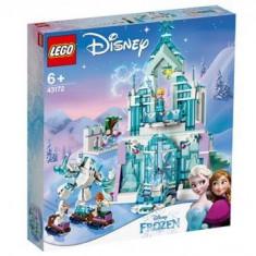 LEGO Disney Princess - Elsa si Palatul ei magic de gheata 43172