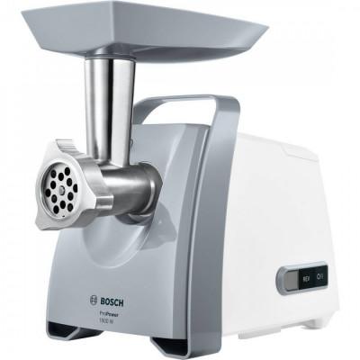 Masina de tocat Bosch MFW45020 ProPower 1600W alb / gri foto
