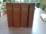 Istoria Romaniei - P. Constantinescu 4 volume