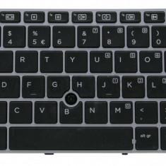 Tastatura HP EliteBook 826631-001 iluminata cu mouse pointer