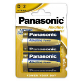 BATERIE ALCALINA PANASONIC BRONZE LR20 2B/BL EuroGoods Quality