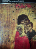 ICOANE VECHI ROMANESTI de CORINA NICOLESCU 1971
