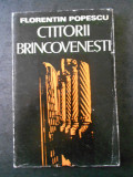 FLORENTIN POPESCU - CTITORII BRANCOVENESTI