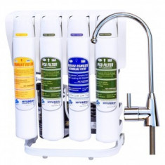 Sistem de filtrare apa cu osmoza inversa HQ 7-4F-RO-P by Hyundai Waco.