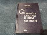 EMILIA SAVIN - GRAMATICA PRACTICA A LIMBII GERMANE 1974