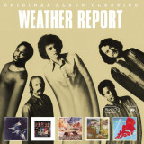 Weather Report Original Albums Classics 2 (5cd)