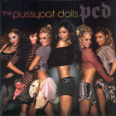 CD- Original -  The Pussycat Dolls ‎– PCD