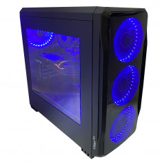 GARANTIE! PC Gaming i7 3770 16GB RAM SSD 240GB HDD 500GB XFX RX 580 8GB 256-bit