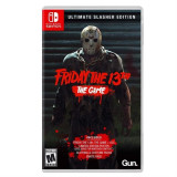 Friday The 13Th Ultimate Slasher Edition Nintendo Switch