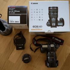 Canon 6D + Canon 24-105mm f/4L + Canon 50mm f/1.4