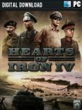 Hearts of Iron IV (uncut) PC CD Key
