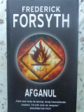 AFGANUL - FREDERICK FORSYTH