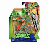 Testoasele Ninja, figurina Michelangelo cu accesorii