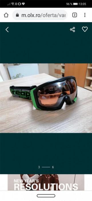 Ochelari ski REAPER
