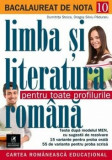 Bacalaureat. Limba si literatura romana/Dragos Silviu Paduraru, Dumitrita Stoica, Cartea Romaneasca Educational