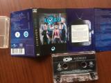 Aqua aquarius album caseta audio muzica euro house pop dance magic records 2000, Casete audio