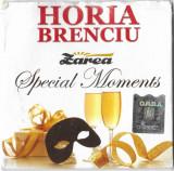 Mini CD Horia Brenciu, Horia Brenciu Orchestra – Zarea Special Moments