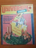 Revista pentru copii - universul copiilor 27 decembrie 1990-numar de anul nou