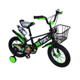 Bicicleta copii, BB Fort, nr. 16