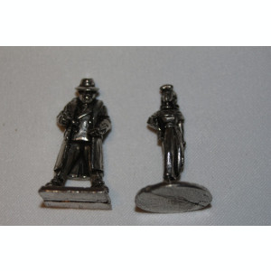 Lot 7 figurine din metal