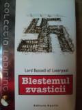 BLESTEMUL ZVASTICII , O SCURTA ISTORIE A CRIMELOR DE RAZBOI NAZISTE de LORD RUSSEL OF LIVERPOOL