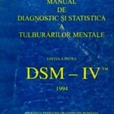 DSM - IV Manual de diagnostic si statistica a tulburarilor mentale