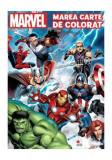 Marvel. Marea carte de colorat