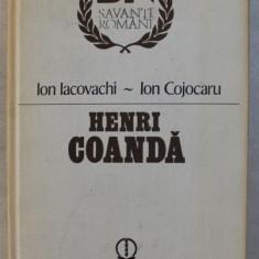 HENRI COANDA de ION IACOVACHI si ION COJOCARU , 1983