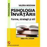 valeria negovan psihologia invatarii