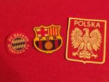 Lot 3 ecusoane - Barcelona, Bayern Munchen, Polonia