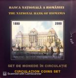 Set monede din anul 2000!