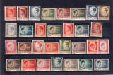 ROMANIA 1945 - UZUALE MIHAI I ,1945/1947, MNH - LP 188, Nestampilat