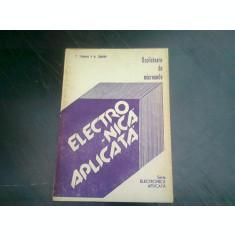 Electronica aplicata Oscilatoare de microunde - T. Tebeanu, A. Spornic