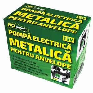 Pompa electrica metalica Ro Group, 12V, 10 bari