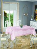 Față de masă Valentini Bianco Model Pano Lace Powder