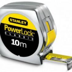 Ruleta Stanley POWERLOCK 0-33-442, 10 m