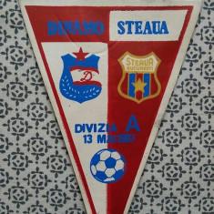 Fanion Dinamo Steaua 1987