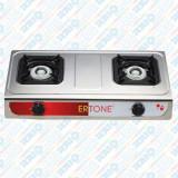 Cumpara ieftin Mini aragaz cu aprindere electronică, 2 arzătoare, GPL, Ertone