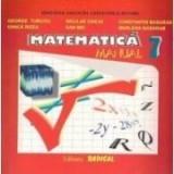 Matematica manual pentru clasa a VII-a-George Turcitu,Ionica Rizea,T.GRATUIT