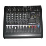Mixer si amplificator PMQ2110, 2 x 250 W, 10 canale, 2 x 200 W