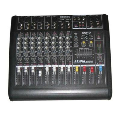 Mixer si amplificator PMQ2110, 2 x 250 W, 10 canale, 2 x 200 W foto