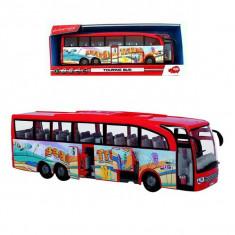 Jucarie Autobuz rosu pentru turisti Touring Bus 3745005 Dickie