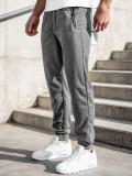 Pantaloni gri de trening Bolf JX1056