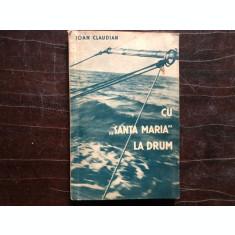 CU ,,SFANTA MARIA,, LA DRUM-JURNAL DE BORD,IOAN CLAUDIAN