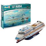 Cumpara ieftin Cruiser Ship AIDAblu, Revell, 380 piese-RV5230