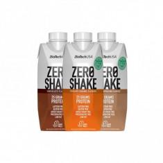 Shake proteic fara zahar, BioTechUSA Zero Shake, 25 g proteina, 330 ml