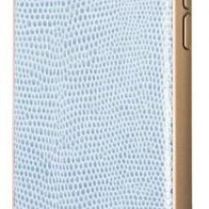 Protectie spate Guess GUHCPXPYLBL pentru iPhone X (Albastru)
